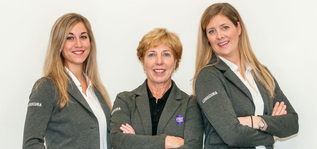 Het team van Logocura
